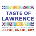 taste of lawrence